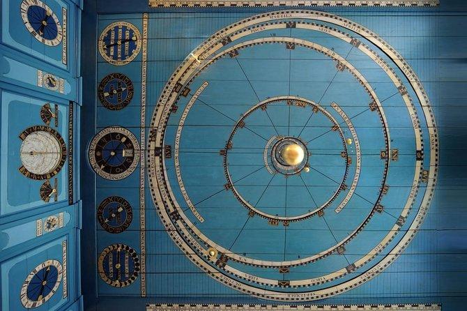 Frisian Art, Planetarium and Steam VIP tour