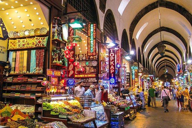 Full Day Istanbul Bosphorus Tour (European & Asian Sides)