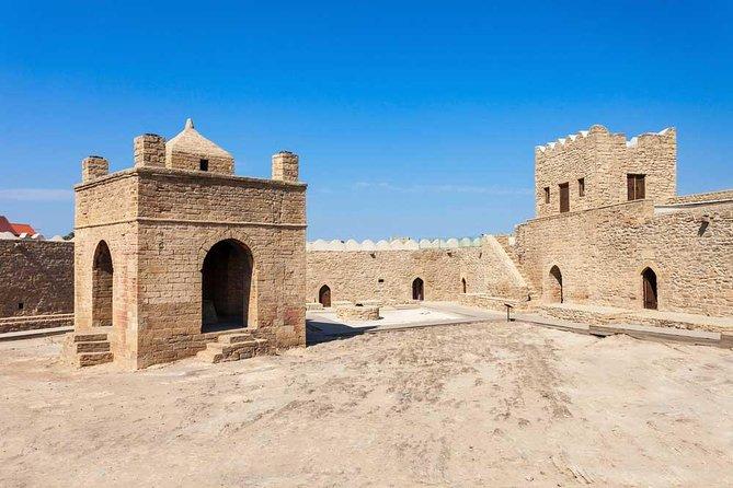 Most Booked Full day tour Qobustan, Mud Vulcano, Ateshgah & Yanardag