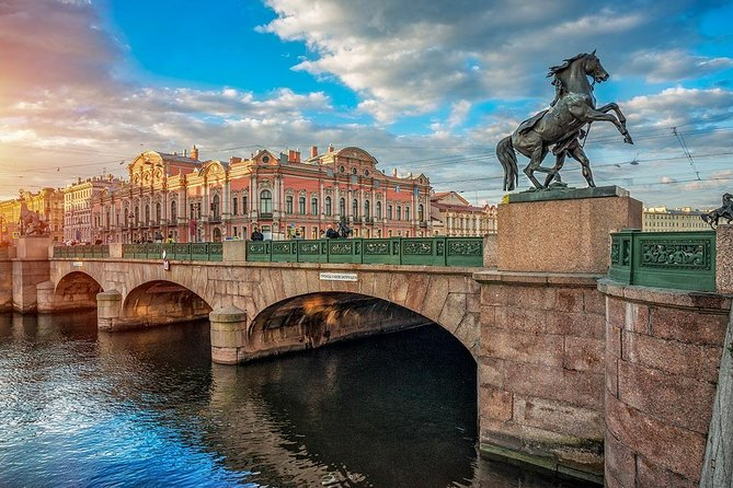 St. Petersburg Private Discovery Tour