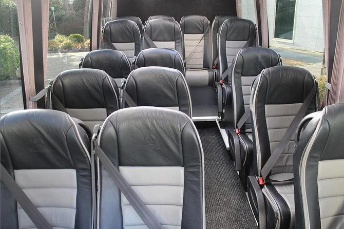 London to Southampton Cruise Terminals Private Minibus Transfer