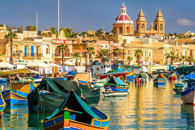 4-hr day tour around Malta