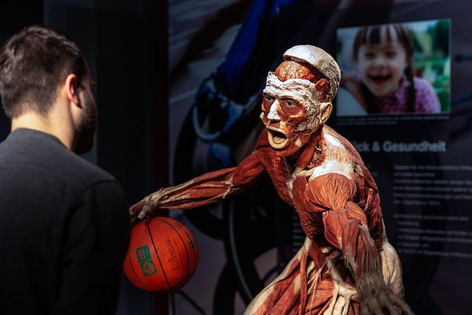 "BODY WORLDS Museum ""Anatomy of Happiness"" in Heidelberg"