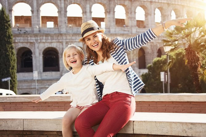 Roman Highlights and Colosseum For Kids