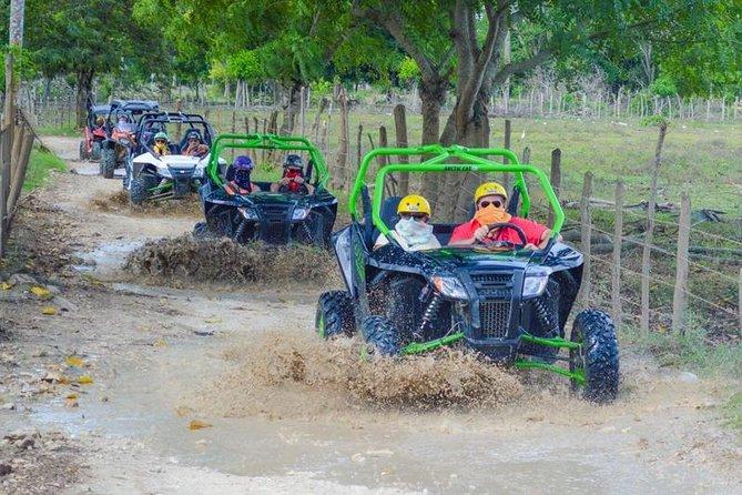 Buggys & Polaris -Best Way to Explore Punta Cana