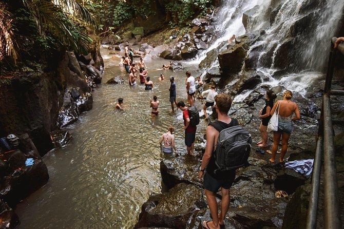 Best of Waterfalls : Kanto Lampo - Tibumana - Tukad Cepung - Kintamani Volcano
