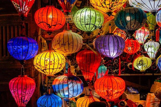 Tra Que Village and Lantern Making