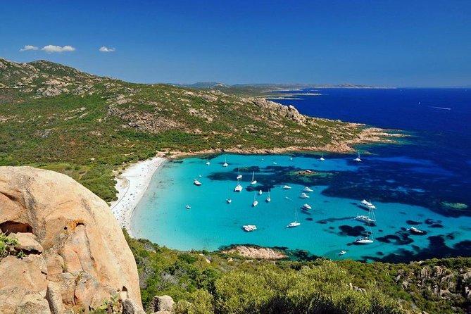 Corsica 8 days catamaran cruise, inc. food