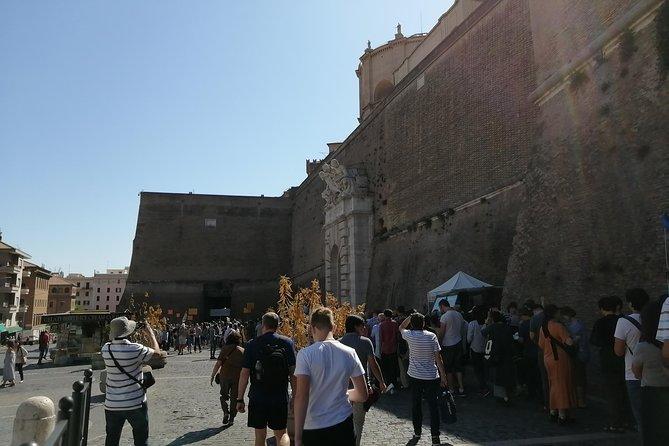 Sistine Chapel & Vatican museum reserve VIP entrance before public opening hour