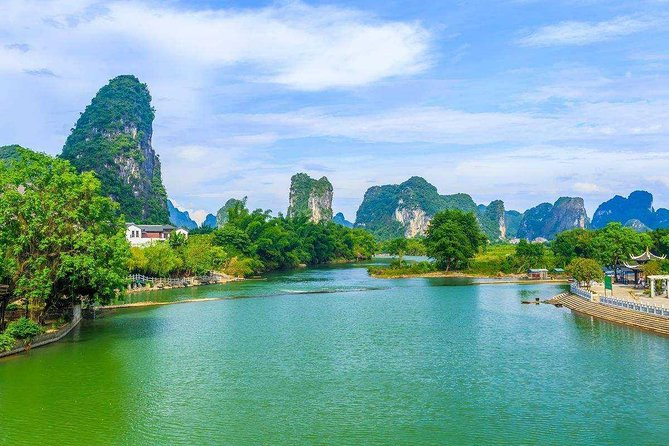 SIC Li river cruise about 3.5 hours start from Guilin to yangshuo with Lunch photo 8