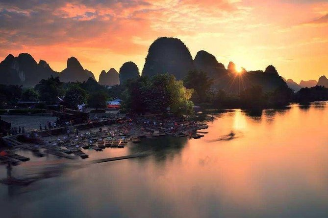SIC Li river cruise about 3.5 hours start from Guilin to yangshuo with Lunch photo 9