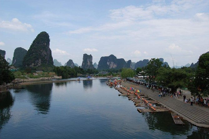 SIC Li river cruise about 3.5 hours start from Guilin to yangshuo with Lunch photo 7