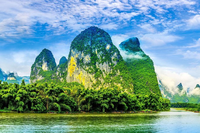 SIC Li river cruise about 3.5 hours start from Guilin to yangshuo with Lunch photo 4