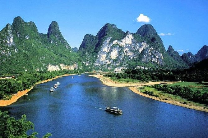 SIC Li river cruise about 3.5 hours start from Guilin to yangshuo with Lunch photo 3