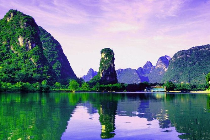 SIC Li river cruise about 3.5 hours start from Guilin to yangshuo with Lunch photo 10
