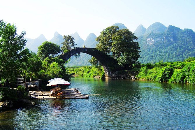 SIC Li river cruise about 3.5 hours start from Guilin to yangshuo with Lunch photo 6
