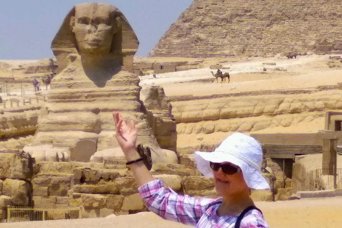 Half Day Tour To The Pyramids Of Giza and Sphinx