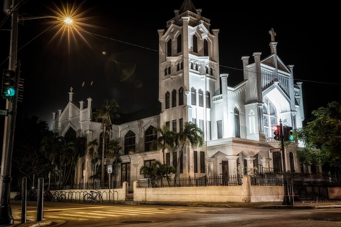 St.Paul Episcopal Church - Southernmost Ghosts - Walking Ghost Tour