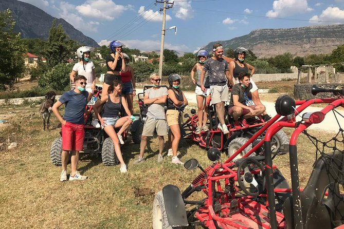 Buggy Group Tour at Gjirokastra from Tirana in two days
