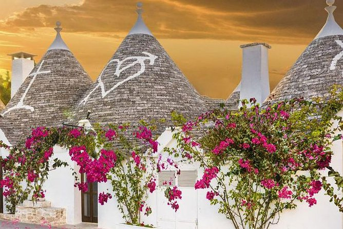 Tours For Groups Or Cruise Passengers Alberobello
