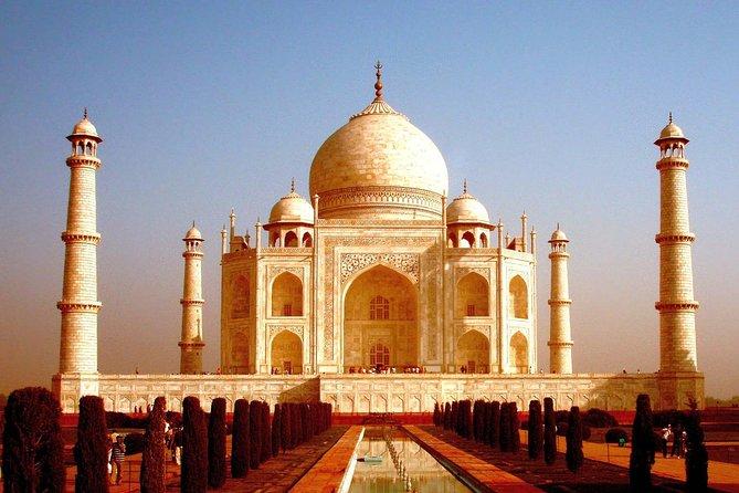 Same Day Taj Mahal sunrise and Agra Fort tour from Delhi