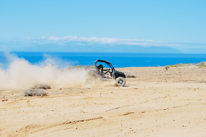 "BUGGY TRIP ""COASTAL RUSH"", off-road safari adventure! PLAYA DE LAS AMERICAS photo 8"