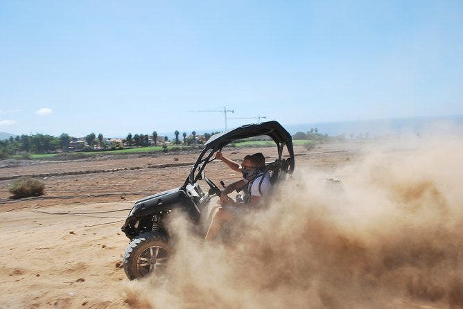 "BUGGY TRIP ""COASTAL RUSH"", off-road safari adventure! PLAYA DE LAS AMERICAS photo 2"