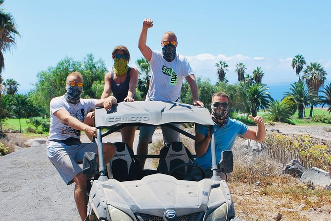 "BUGGY TRIP ""COASTAL RUSH"", off-road safari adventure! PLAYA DE LAS AMERICAS photo 13"