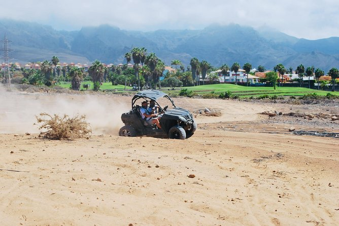 "BUGGY TRIP ""COASTAL RUSH"", off-road safari adventure! PLAYA DE LAS AMERICAS photo 12"