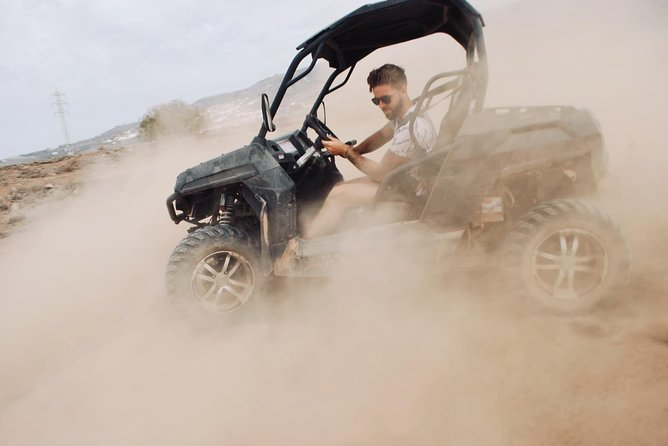 "BUGGY TRIP ""COASTAL RUSH"", off-road safari adventure! PLAYA DE LAS AMERICAS photo 16"
