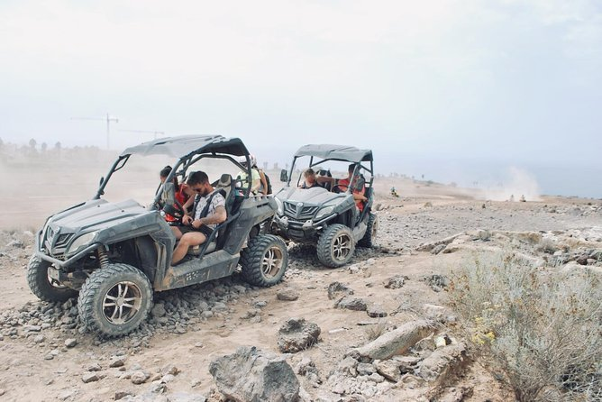 "BUGGY TRIP ""COASTAL RUSH"", off-road safari adventure! PLAYA DE LAS AMERICAS photo 3"