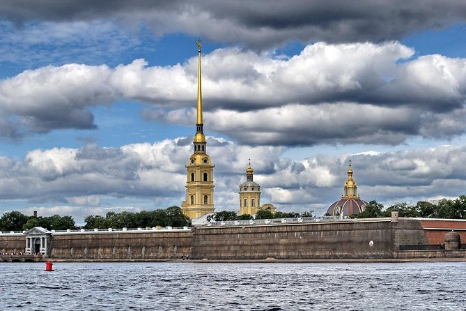 Guided Tour Peter and Paul Fortress, Cathedral and Prison