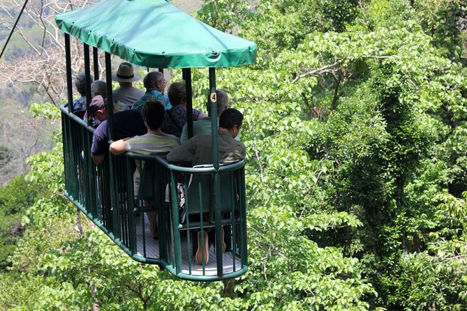 Aerial Tram Tour from Jaco