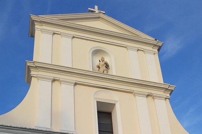 Ruta San Juan Bautista (church tour)