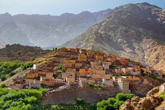 High Atlas mountains 3-Day Trip to Berber Villages from Marrakech