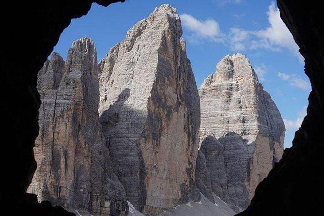 Innerkofler-De Luca via ferrata to Monte Paterno