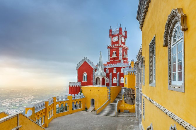 Romantic Sintra, Cabo da Roca and Charming Cascais full day Private Tour