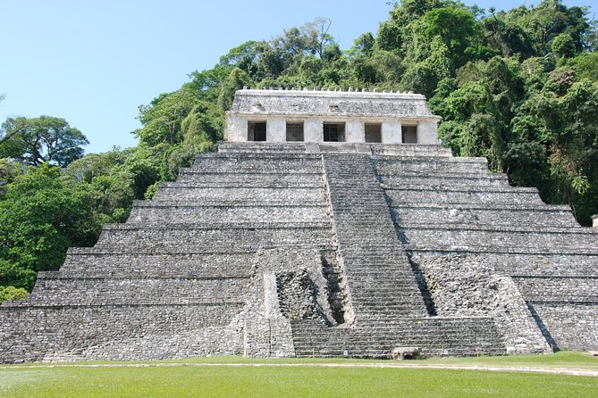 Full Day Tour: Wonders of Agua Azul Cascades and Palenque Ruins photo 7