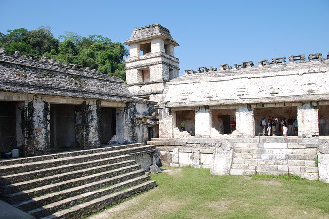 Full Day Tour: Wonders of Agua Azul Cascades and Palenque Ruins photo 11