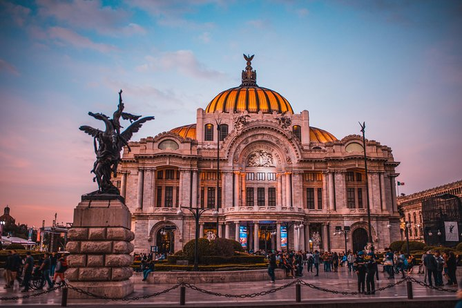 The Best of Mexico City Walking Tour