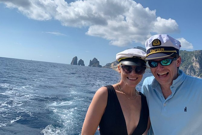 Capri Island tour leaving from Massa Lubrense