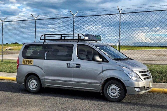 Official Tourism Vans