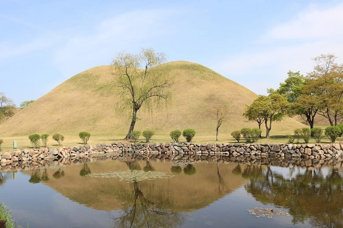 Gyeongju UNESCO World heritage tour including Bulguksa from Seoul by KTX train