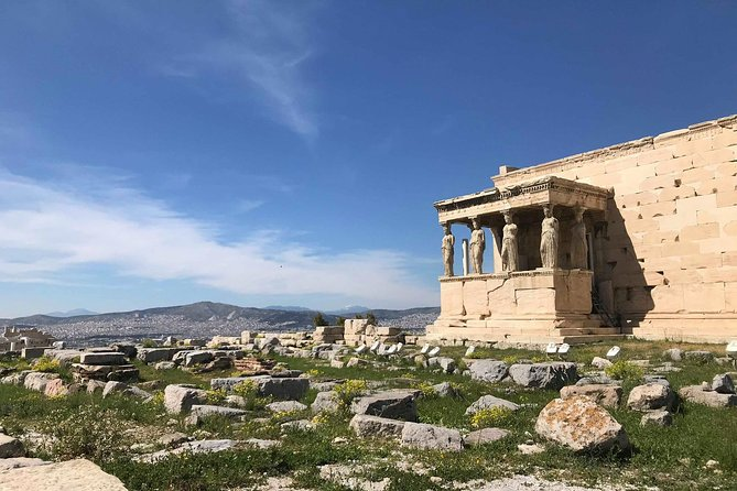 Athens: The Acropolis Plaka & Ancient Agora leadership in private group in Polish