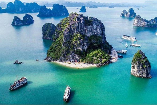 Ha Long Bay Day Trip 6 Hours On Cruise