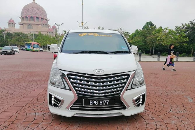 Kuala Lumpur International Airport to Cherating City Hotels One-way Transfer