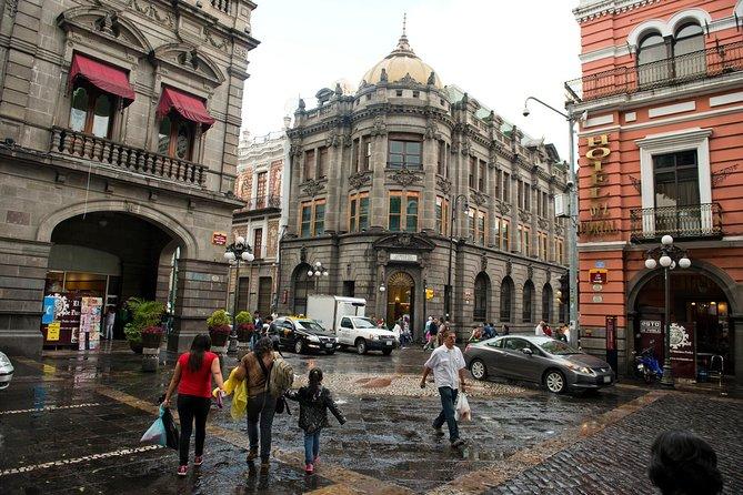 Tour of the Historic Center of Puebla (pedestrian)