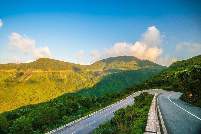 Marble Mountains - Son Tra Peninsula - Hai Van Pass Daytrip In Private