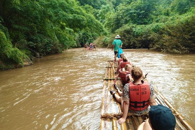 3 Days 2 Nights Hill Tribe and Bamboo Raft Experience from Chiang Mai