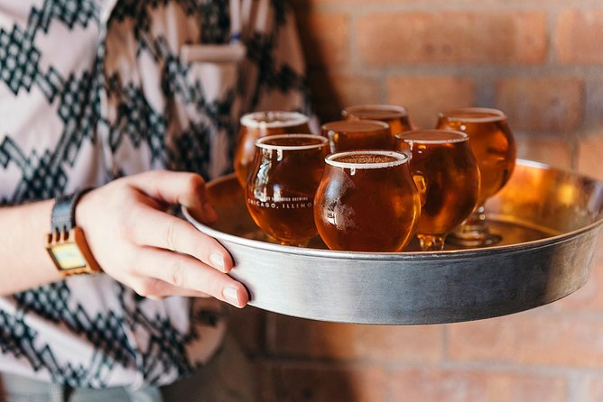 Secret Beer Tours Chicago w/ Private Tour Option